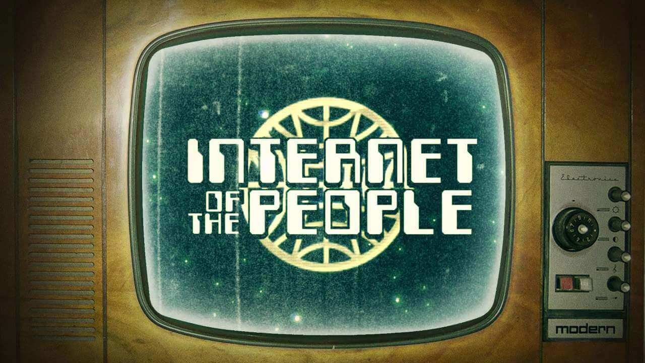 How the Internet would've looked like if invented in the communism. The Internet Of The People